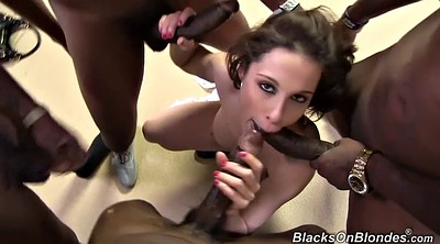 Double anal, Video, Interracial group