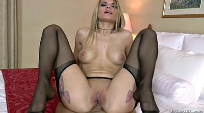 Karina, Anal stockings