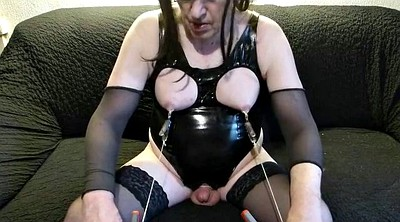 Bdsm, Cd, Cum in mouth, Pain, Nipple, Gay cum in mouth