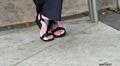 Foot, Candid, Black foot