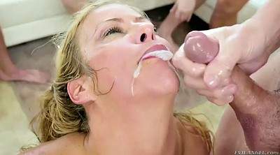 Alexis, Oral, Cum in throat, Washing, Disgrace