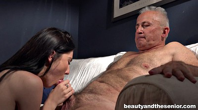 Grandpa, Skinny mature, Skinny, Slim, Blowjob mature, Mature skinny