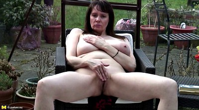 Hot mature, Big granny, Real amateur