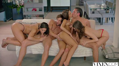 August ames, Riley reid, Danger, Riley
