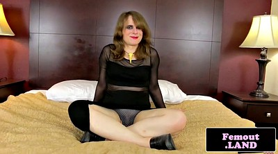 Shemale solo, Femboy