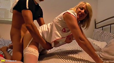 Old young, Old granny, Mature blowjob, Old doctor