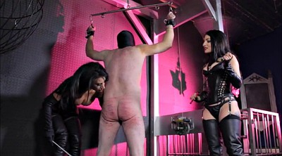 Mistress t, Caning