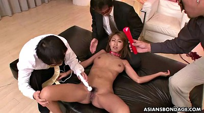 Japanese office, Gyno, Asian dildo, Wax