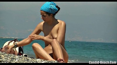 Nudist, Nudist beach, Hot video