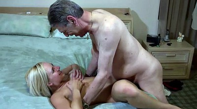 Grandpa, Anal mature, Young blonde, Old grandpa, Hot blond anal, Grandpas anal