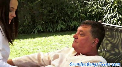 Outdoor, Grandpa creampie, Old creampie, Old young creampie, Old grandpa, Grandpas
