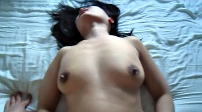 Cum on pussy, Fucking pussy, Asian wife