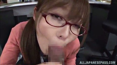 Japanese office, Japanese blowjob, Japanese hairy