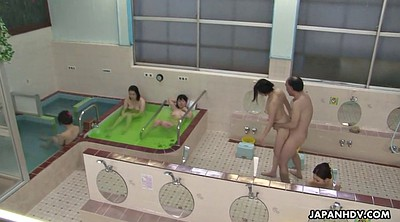 Japanese granny, Japanese group, Sauna sex, Granny group, Asian granny, Japanese orgy