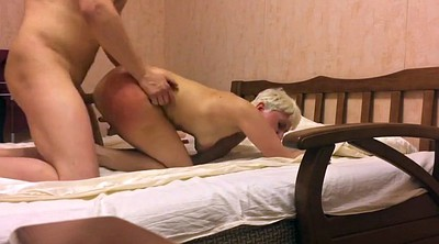 Russian mom, Short hair, Russian mature, Fucking mom