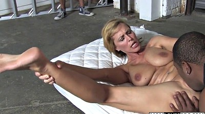 Mom interracial, Horny mom