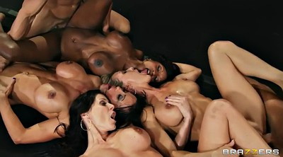 Ebony riding, Ebony orgy, Busty riding