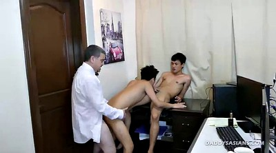 Asian office, Asian gay, Old dad, Granny asian, Did, Asian old