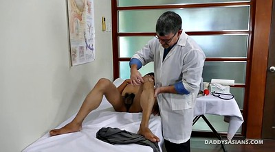 Doctor, Old gay, Dad anal, Young cute, Cute gay, Old dad