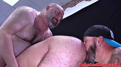 Leather, Bears, Chubby gay, Chubby bear, Mature group