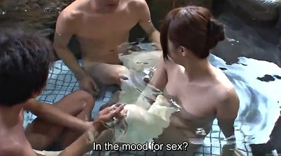 Bath, Japanese uncensored, Subtitles, Asian uncensored, Subtitled