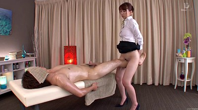 Japanese massage, Yui, Bottomless, Subtitle, Japanese subtitle, Japanese-massage