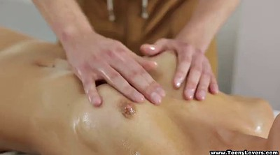 Oil massage, Massage handjob