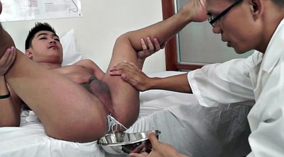 Doctor, Asian gay