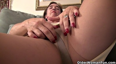 Mature nylon, Mature hairy