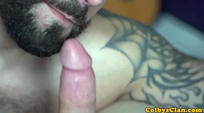 Kissing, Mature gay