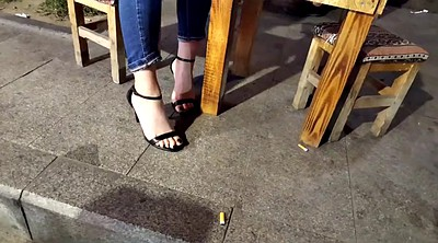 Hidden, Hidden cam, Black feet