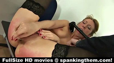Spanking punishment, Humiliation