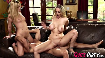 Julia, Anne, Julia ann milf, Cross