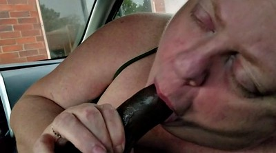 Bbw, Interracial blowjob bbw, Bbw interracial blowjob, Interracial bbw sucking, Car, Bbw sucking bbc
