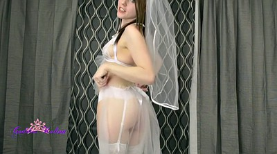 Bride, Wedding, Wedding night, Cuckold wedding