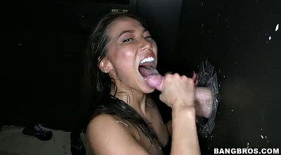 Glory hole amateur