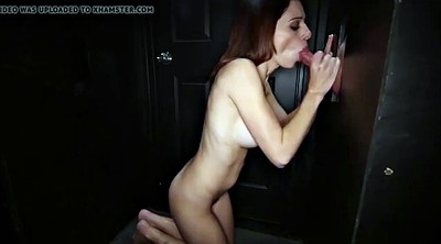 Blowjob compilation, Glory hole