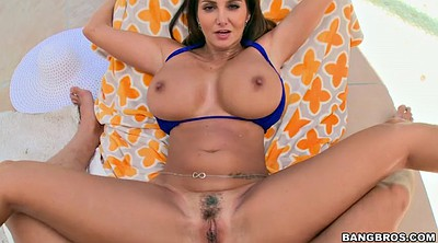 Ava addams, Huge hole