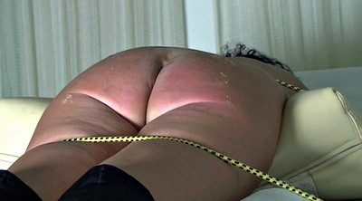 Caning, Waxing, Wax, Pov ass, Caned