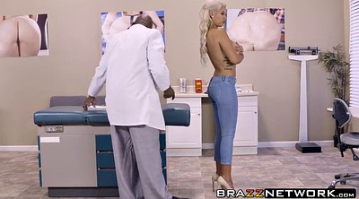 Doctor anal, Big tits office