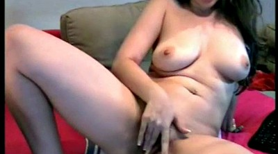 Milf solo fingering, Mature webcam