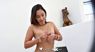 Small girls, Big girl, Brunette, Exotic, Girl cum, Latina creampie