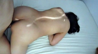 Face fuck, Wife fuck, Cum on pussy, Asian wife, Wife fucked, Wife amateur