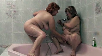 Hairy granny, Bbw hairy, Granny shower