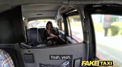 Fake taxi, Taxi, Cum shot, Cum shots, Stockings cum, Stocking cum