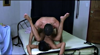 Asian mature, Asian boy, Mature boy