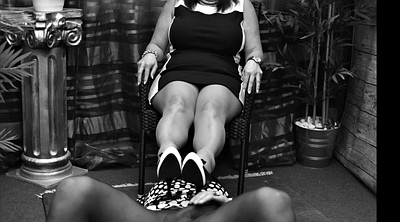 Bbw feet, Freak, Shemale feet, Bizarre, Shemale bbw, High-heeled