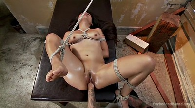 Asian fisting, Tied, Bondage fisting, Asian fist, Master