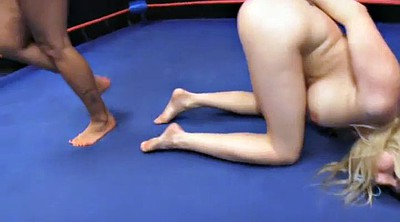 Spank, Wrestling, Spanked hard