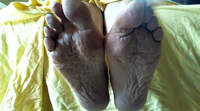 Foot, Mature foot, Mature feet, Foot sole